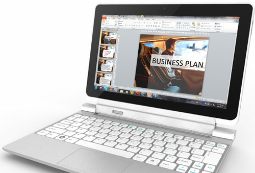Acer presenta Tablets Iconia W510 y W700 con Windows 8