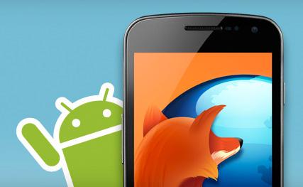 Firefox para Android agrega más velocidad y soporte Flash