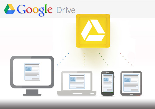 Google Drive llega a iPhone y iPad (iOS)