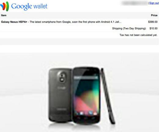 Android Jelly Bean será 4.1 en el Google Nexus smartphone