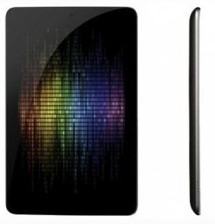 Google Nexus tablet 7