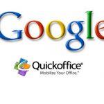 Google compra Quickoffice y la integrará a Google Apps