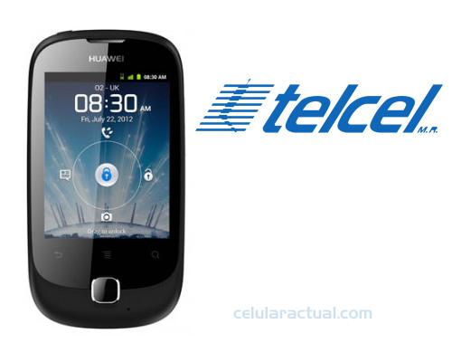 Huawei Y100 Ascend Telcel