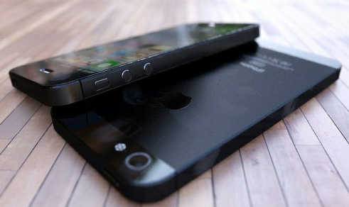 iPhone 5 en color negro