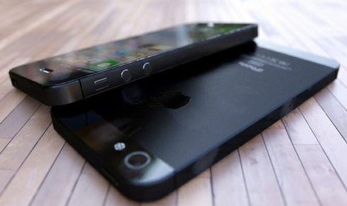 iPhone 5 en color negro