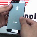 Nuevo video del iPhone 5 y su carcasa trasera