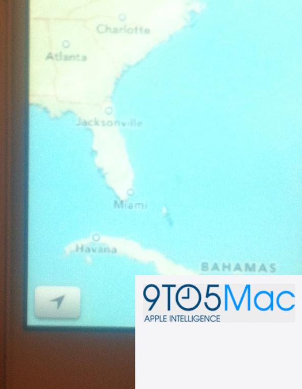 iPhone 5 y el iOS 6 en desarrollo