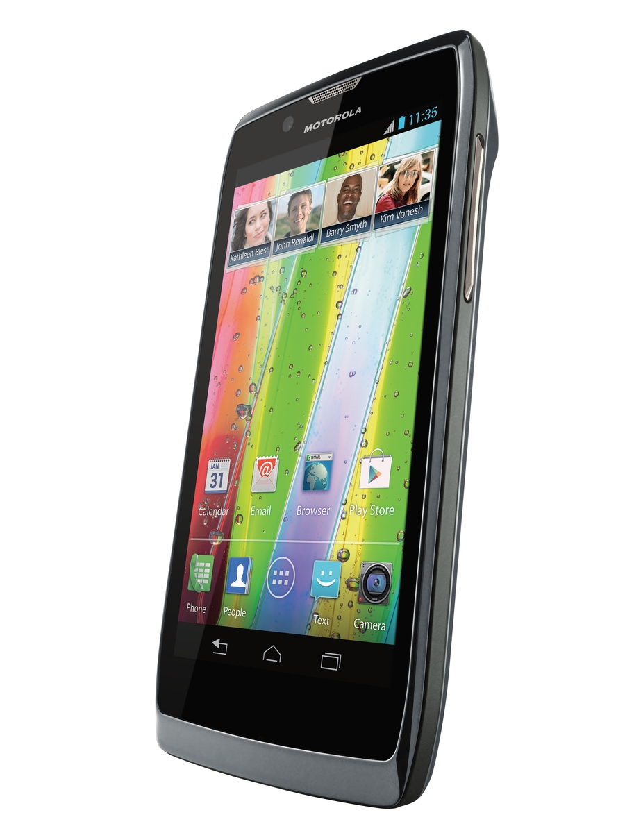 Motorola anuncia el RAZR V