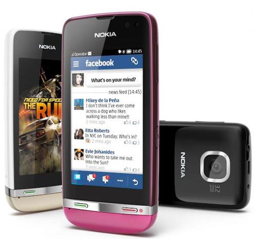 Nokia presenta sus Asha 311, Asha 305 y Asha 306
