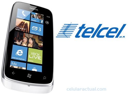 Nokia Lumia 610 con Telcel México