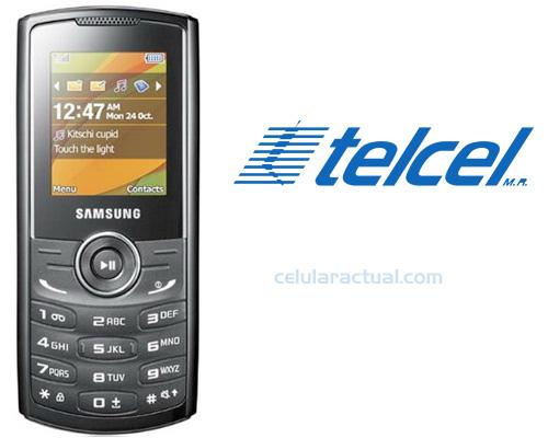 Samsung E2230 un básico ya en México con Telcel
