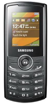 Samsung E2230 en México con Telcel