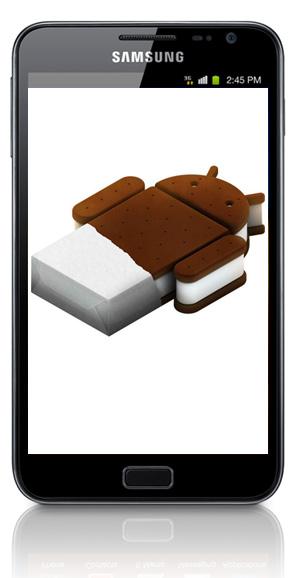 Samsung Galaxy Note de Telcel ya disponible actualización a Android Ice Cream Sandwich