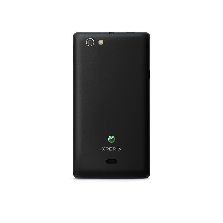 Sony Xperia miro en México negro