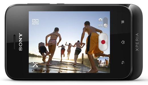 Sony Xperia tipo pronto en México con Android Ice Cream Sandwich