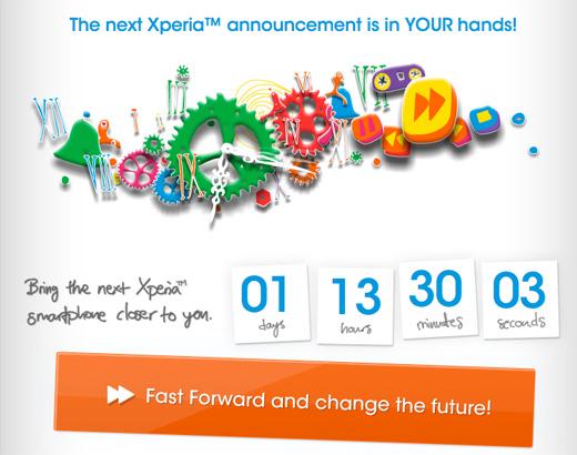 Sony prepara un nuevo Xperia sorpresa