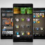 Los Sharp Aquos se anuncian con su nueva interfaz Feel UX en Android ICS