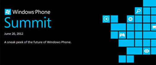 Windows Phone 8 Apollo se presentará el 20 de junio