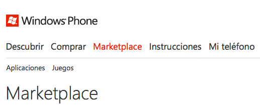 Windows 8 Marketplace