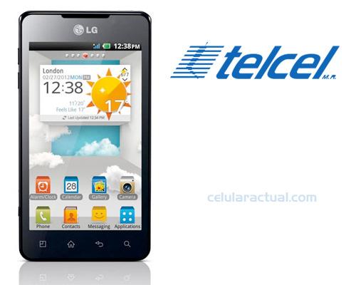 LG Optimus 3D Max P720 ya en México con Telcel