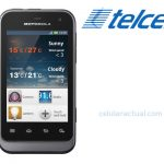 Motorola Defy Mini XT320 ya en México con Telcel