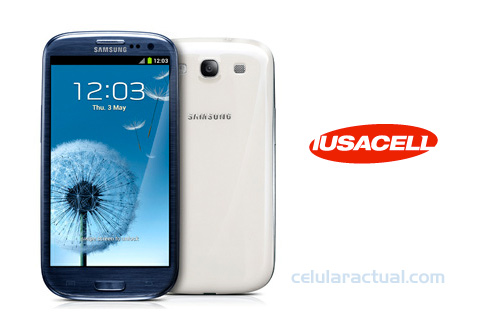 Samsung Galaxy S III en Iusacell