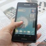 Sony Xperia GX LT29i internacional se muestra antes de lanzamiento