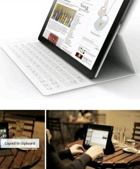 Sony Xperia Tablet imágenes filtradas
