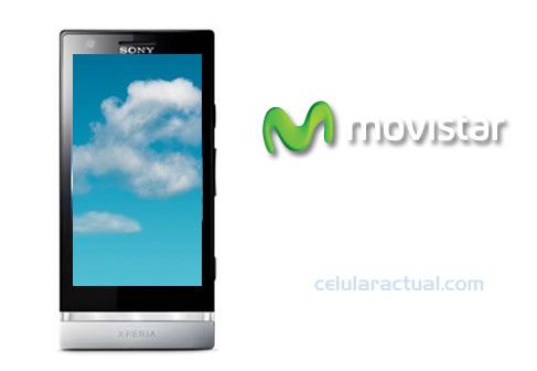 Sony Xperia P y Xperia U ya en Movistar México