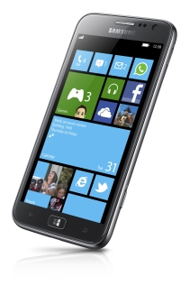 Samsung Ativ S con Windows Phone 8