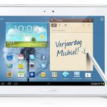 Samsung Galaxy Note 10.1 presentado oficialmente y video