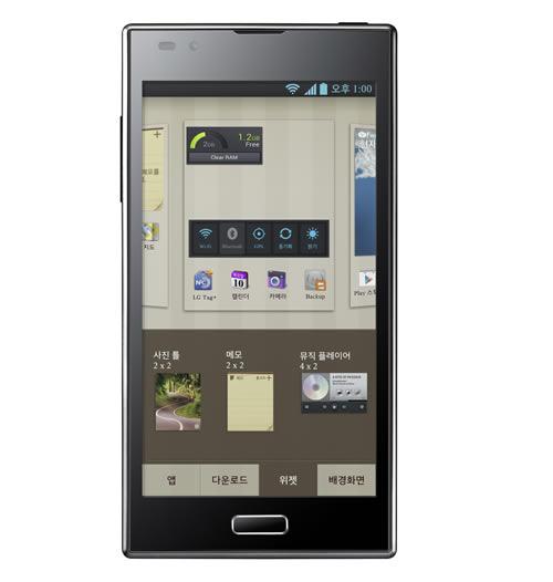 LG Optimus G el LTE2