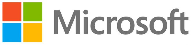 Microsoft Logotipo nuevo 2012