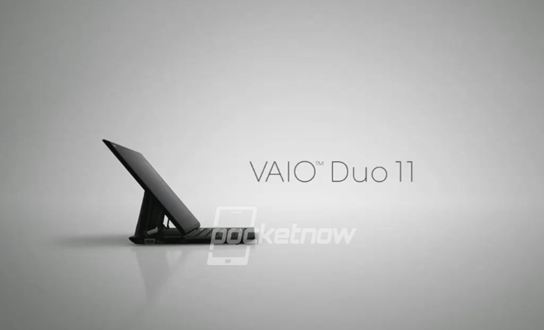 Sony VAIO Duo 11 una tablet con Windows 8