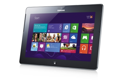 Samsung ATIV Tab con Windows 8 RT
