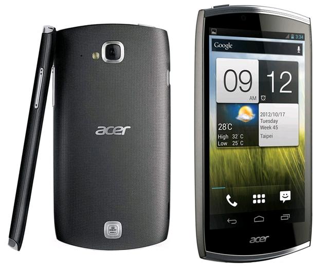 Acer CloudMobile Titane