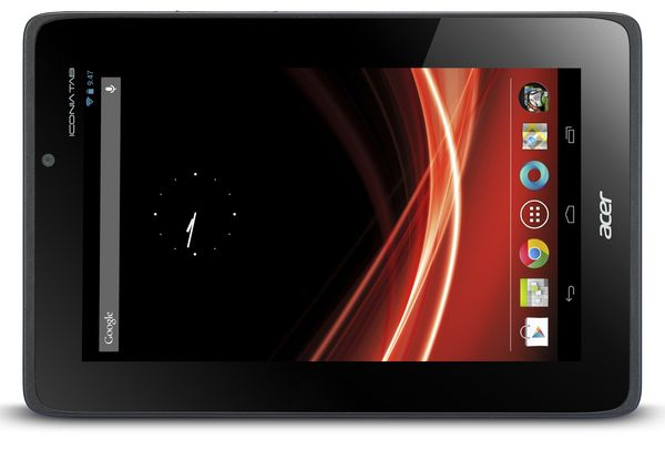 Acer Iconia Tab A110 Android Jelly Bean