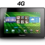 BlackBerry PlayBook 4G LTE para el 9 de agosto