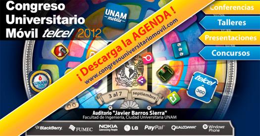Congreso Universitario Móvil Telcel 2012 Facultad de Ingeniería de la UNAM