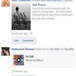 Facebook para iOS y Android reciben actualización