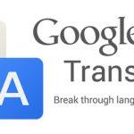 Google Translate para Android ahora traduce texto desde la cámara en actualización