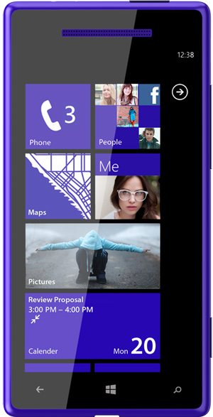 HTC Accord con Windows Phone 8