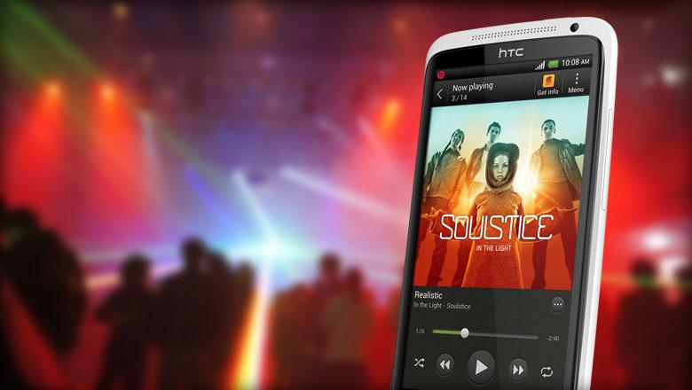 HTC One X en Iusacell México