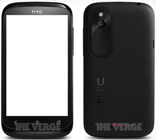 Imagen del HTC Proto