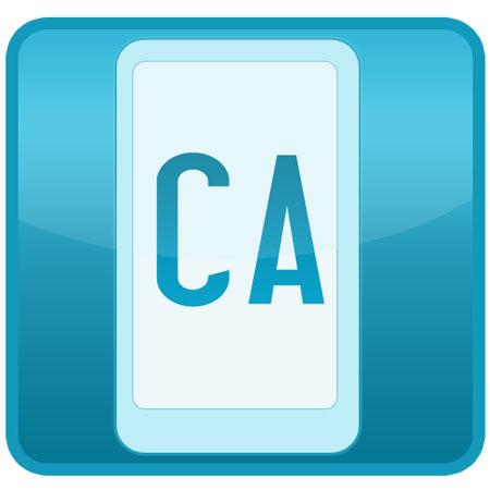 Icon Android Logo App Celular Actual