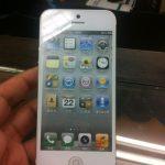 Más imágenes del iPhone 5 se filtran