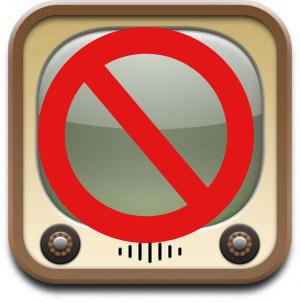 App Youtube logo cancelado