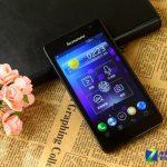 Lenovo presenta su K860 LePhone Quad core de 5 pulgadas