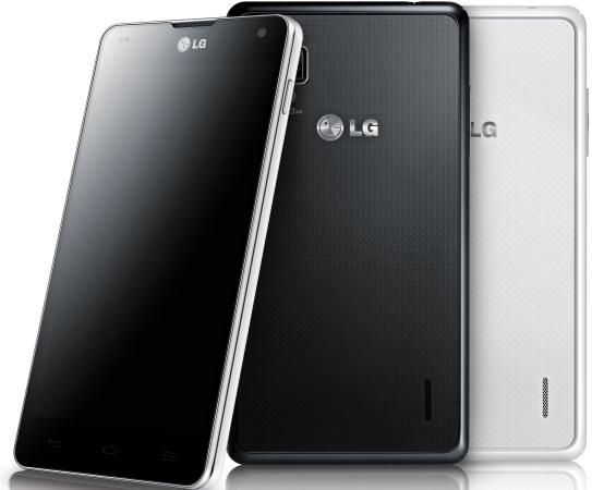 LG Optimus G Quad Core LTE