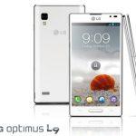 LG  Optimus L9 es anunciado con 4.7 pulgadas y 1 GHZ